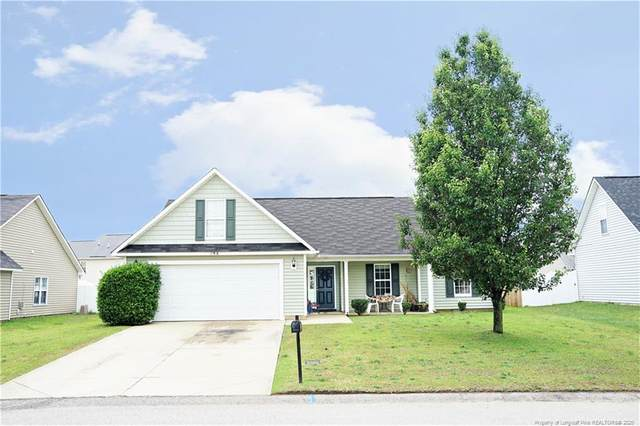 196 Lochwood Drive, Raeford, NC 28376 (MLS #638801) :: The Signature Group Realty Team