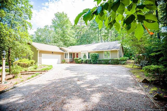667 Chelsea Drive, Sanford, NC 27332 (MLS #638851) :: The Signature Group Realty Team