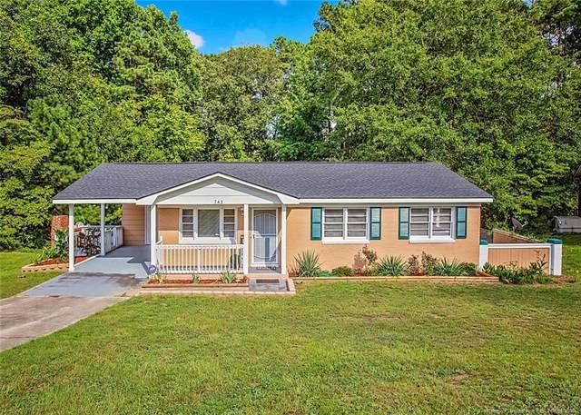743 Rustland Drive, Fayetteville, NC 28301 (MLS #638875) :: Premier Team of Litchfield Realty