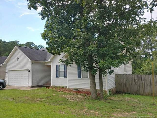 4404 Wavetree Drive, Fayetteville, NC 28306 (MLS #638894) :: The Signature Group Realty Team