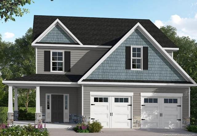 5221 Whirlaway (Lot 452) Lane, Hope Mills, NC 28348 (MLS #638896) :: On Point Realty