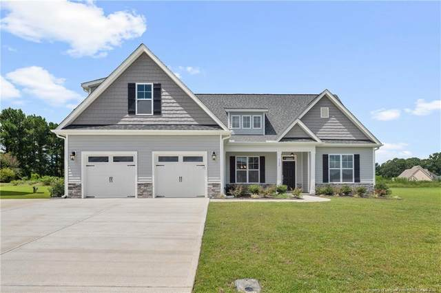 5124 Thruway Road, Hope Mills, NC 28348 (MLS #638913) :: The Signature Group Realty Team