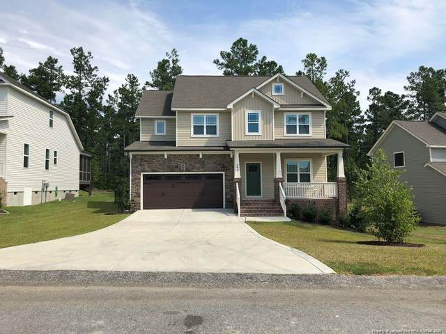 397 Falls Creek Drive, Spring Lake, NC 28390 (MLS #638945) :: The Signature Group Realty Team