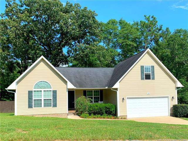 155 Hunters Creek Drive, Raeford, NC 28376 (MLS #638953) :: The Signature Group Realty Team