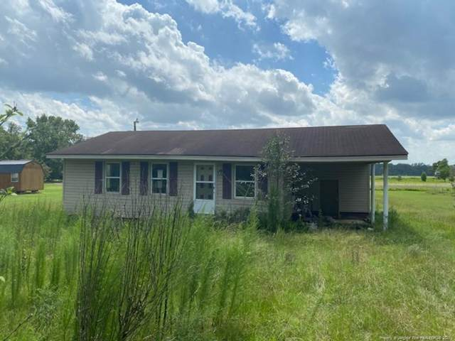 2663 Mount Zion Church Road, Red Springs, NC 28377 (MLS #638958) :: The Signature Group Realty Team