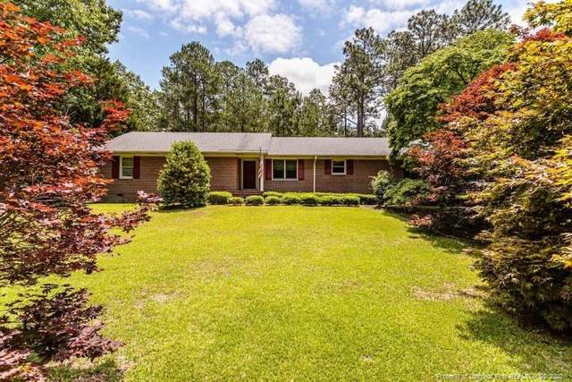 316 Stornoway Drive, Southern Pines, NC 28387 (MLS #638963) :: The Signature Group Realty Team