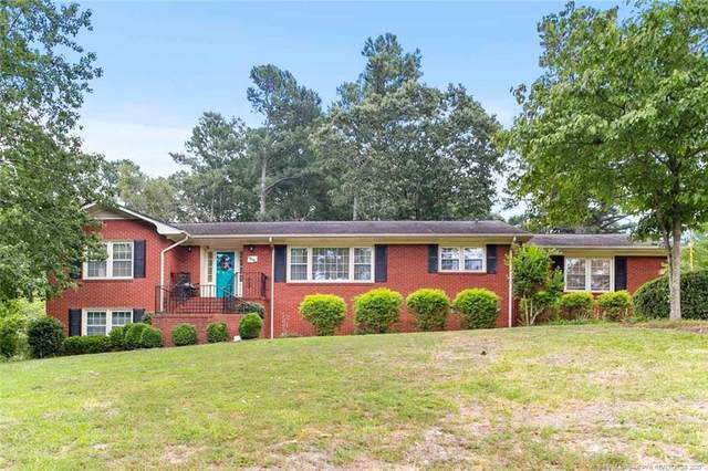 434 Derose Drive, Fayetteville, NC 28311 (MLS #638978) :: The Signature Group Realty Team