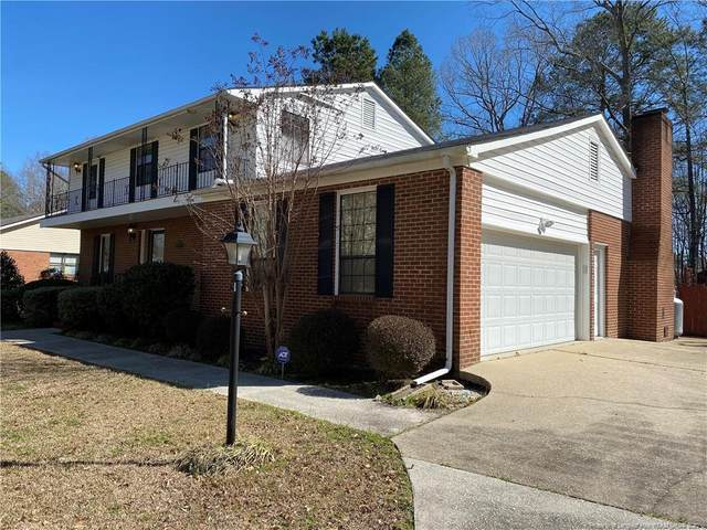 319 Lofton Drive, Fayetteville, NC 28311 (MLS #638979) :: The Signature Group Realty Team