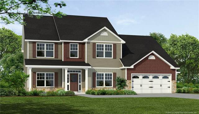 78 Southern Oak (Lot 262) Court, Bunnlevel, NC 28323 (MLS #638986) :: The Signature Group Realty Team