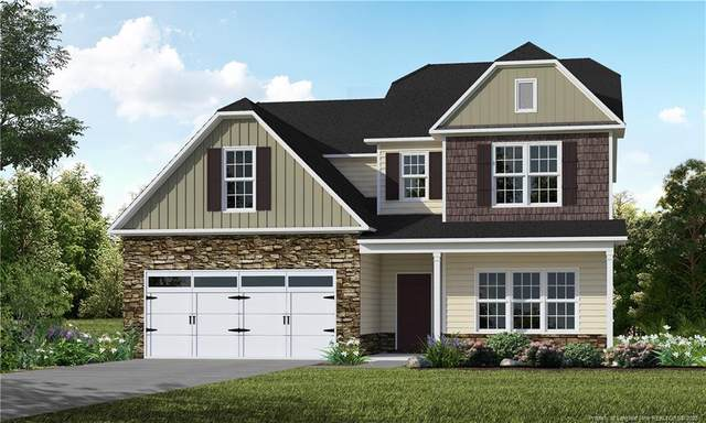 51 Southern Oak (Lot 321) Court, Bunnlevel, NC 28323 (MLS #638989) :: The Signature Group Realty Team