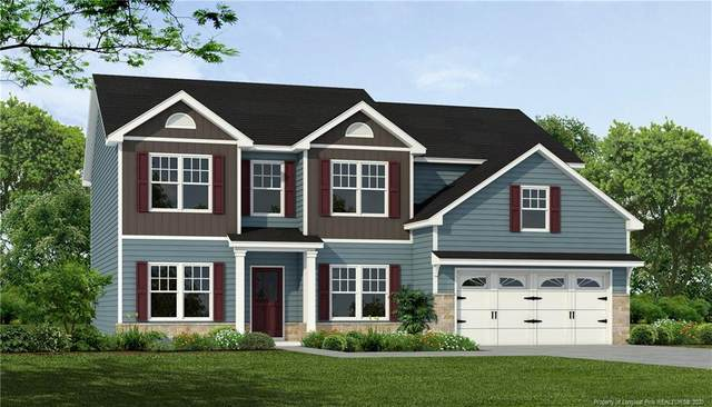 60 Southern Oak (Lot 261) Court, Bunnlevel, NC 28323 (MLS #638994) :: The Signature Group Realty Team