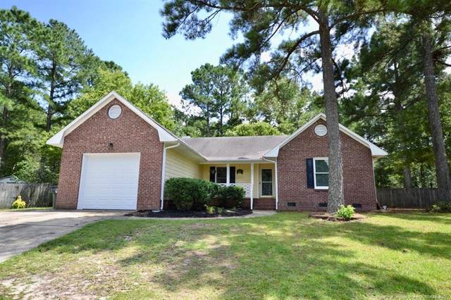5501 Hartfield Court, Fayetteville, NC 28311 (MLS #639005) :: The Signature Group Realty Team