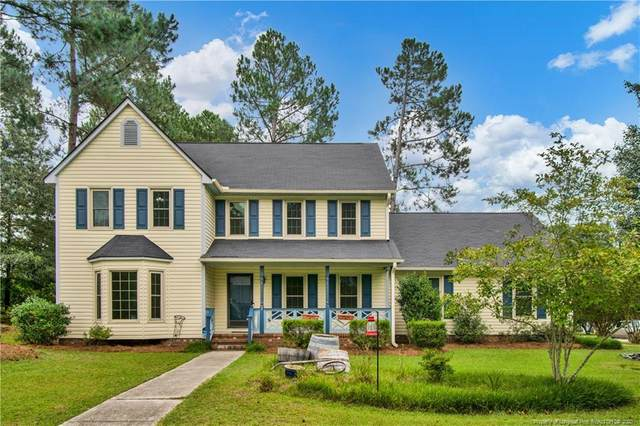 1979 Fairforest Drive, Fayetteville, NC 28304 (MLS #639008) :: The Signature Group Realty Team
