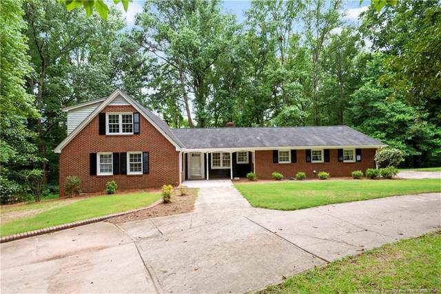 1105 Wilkins Drive, Sanford, NC 27330 (MLS #639045) :: The Signature Group Realty Team