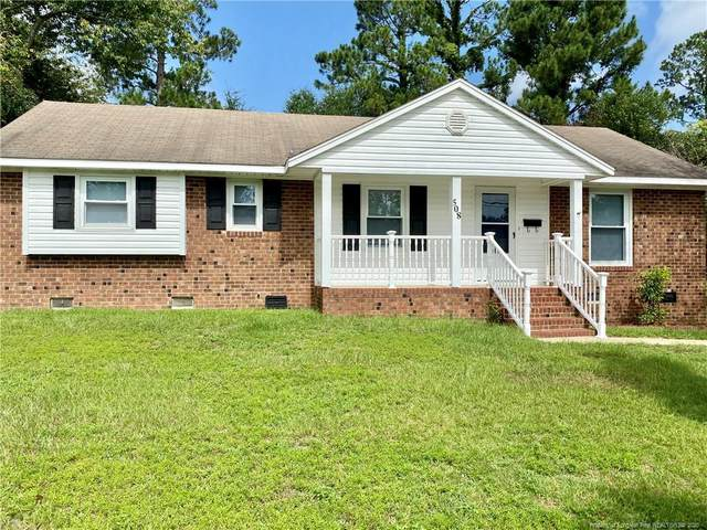 508 Carteret Place, Fayetteville, NC 28311 (MLS #639049) :: The Signature Group Realty Team