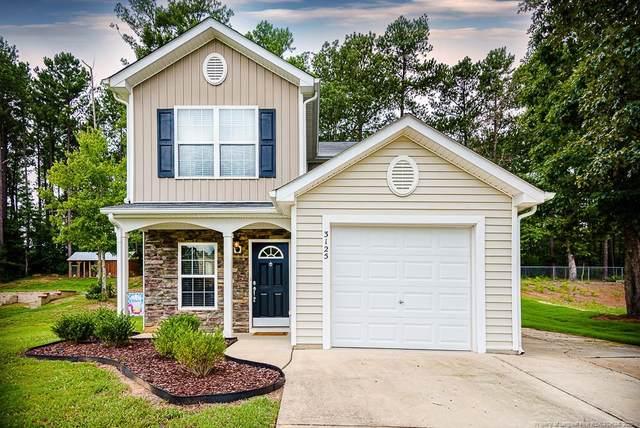 3125 Seth Drive, Sanford, NC 27330 (MLS #639053) :: Weichert Realtors, On-Site Associates