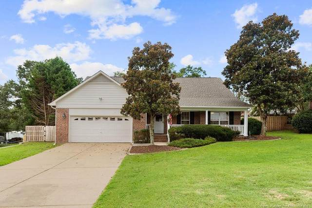 144 Mosswood Drive, Raeford, NC 28376 (MLS #639061) :: The Signature Group Realty Team