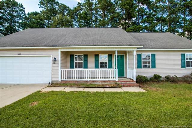 1115 Locks Creek Road, Fayetteville, NC 28312 (MLS #639073) :: The Signature Group Realty Team