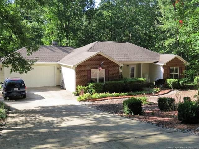 5020 Mockingbird Lane, Sanford, NC 27332 (MLS #639095) :: Weichert Realtors, On-Site Associates