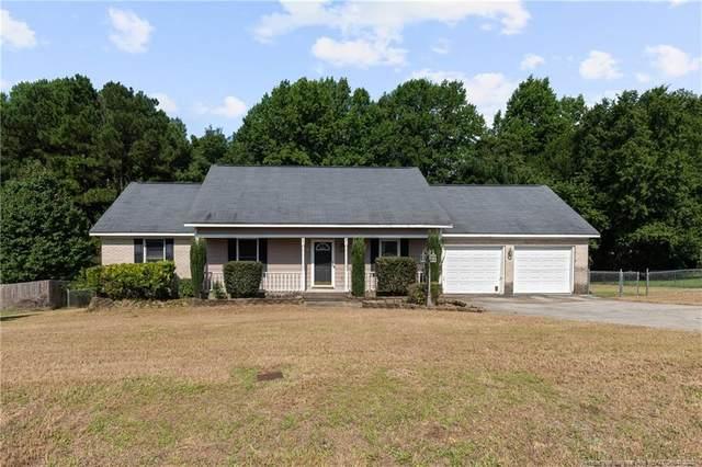 58 Bayleaf Lane, Sanford, NC 27332 (MLS #639101) :: Weichert Realtors, On-Site Associates