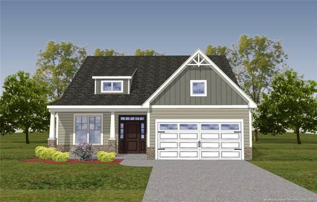 127 Verdmont (Lot 327) Drive, Raeford, NC 28376 (MLS #639111) :: The Signature Group Realty Team