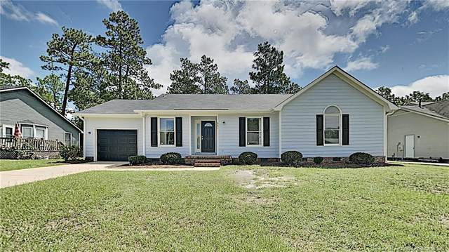 641 Daharan Drive, Fayetteville, NC 28314 (MLS #639122) :: The Signature Group Realty Team