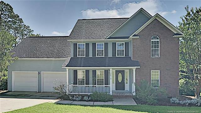 7816 Bankers Drive, Fayetteville, NC 28311 (MLS #639130) :: The Signature Group Realty Team