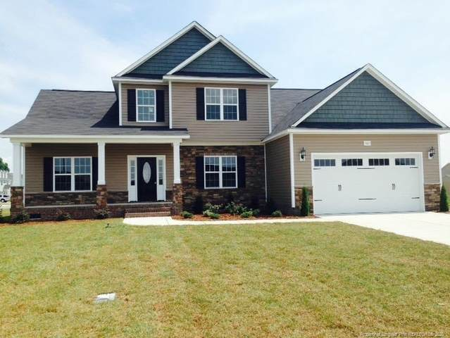 305 Whitestone Drive, Fayetteville, NC 28312 (MLS #639138) :: The Signature Group Realty Team