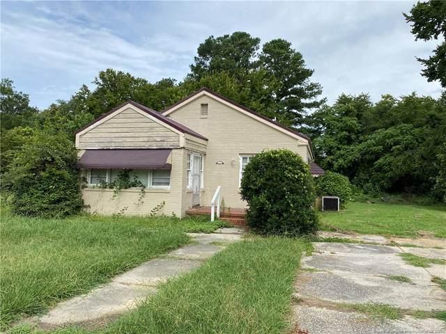 708 S Elm Avenue, Dunn, NC 28334 (MLS #639155) :: Weichert Realtors, On-Site Associates