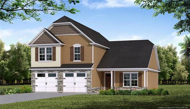 126 Silk Oak (Lot 272) Drive, Bunnlevel, NC 28323 (MLS #639182) :: The Signature Group Realty Team