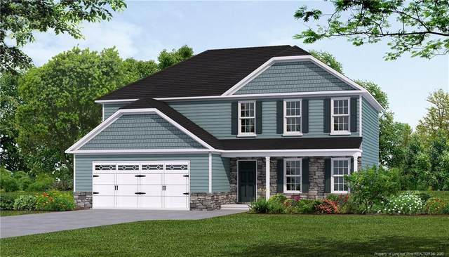 114 Silk Oak (Lot 271) Drive, Bunnlevel, NC 28323 (MLS #639185) :: The Signature Group Realty Team