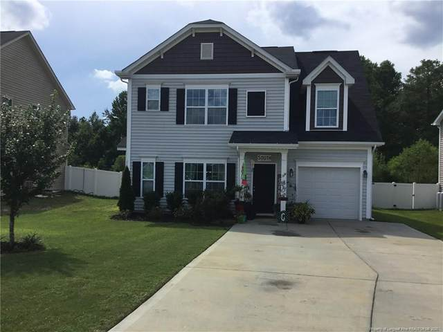 181 Blue Bay Lane, Cameron, NC 28326 (MLS #639193) :: The Signature Group Realty Team