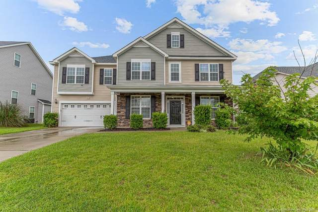 943 Ronald Reagan Drive, Fayetteville, NC 28311 (MLS #639199) :: The Signature Group Realty Team