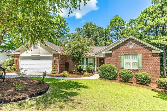 55 Ivy Way, Pinehurst, NC 28374 (MLS #639200) :: The Signature Group Realty Team