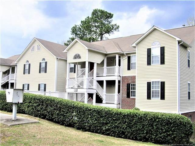 302 Bubble Creek Court #1, Fayetteville, NC 28311 (MLS #639219) :: The Signature Group Realty Team