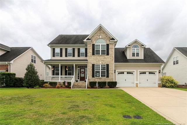 2623 Cherry Plum Drive, Fayetteville, NC  (MLS #639235) :: The Signature Group Realty Team