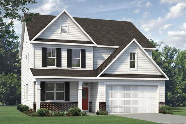 394 Springhaven Drive, Raeford, NC 28376 (MLS #639243) :: The Signature Group Realty Team