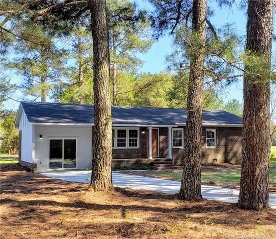 711 Reservation Road, Aberdeen, NC 28315 (MLS #639252) :: Weichert Realtors, On-Site Associates