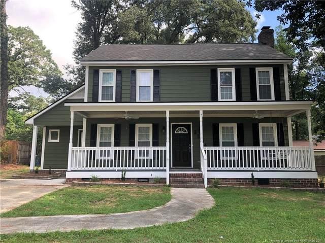 5804 Lagu Place, Fayetteville, NC 28314 (MLS #639270) :: Weichert Realtors, On-Site Associates