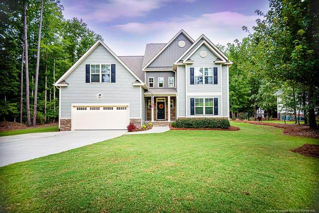 1503 Wiggins Drive, Sanford, NC 27330 (MLS #639276) :: The Signature Group Realty Team