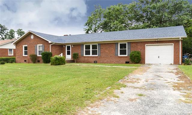 610 Bedford Road, Fayetteville, NC 28303 (MLS #639280) :: The Signature Group Realty Team
