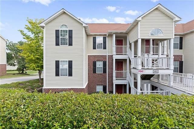402 Bubble Creek Court #9, Fayetteville, NC 28311 (MLS #639296) :: Weichert Realtors, On-Site Associates
