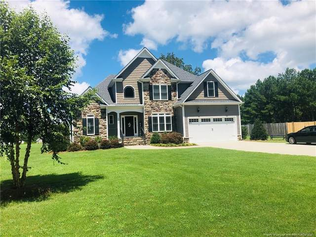 4072 Old Us 421 Highway, Lillington, NC 27546 (MLS #639304) :: The Signature Group Realty Team