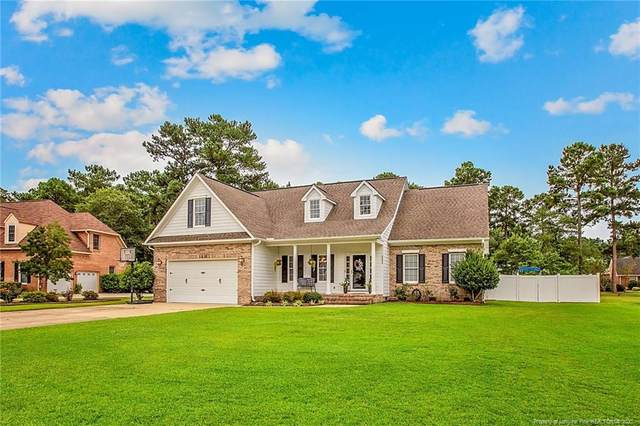 4524 Woodswallow Drive, Fayetteville, NC 28312 (MLS #639306) :: The Signature Group Realty Team