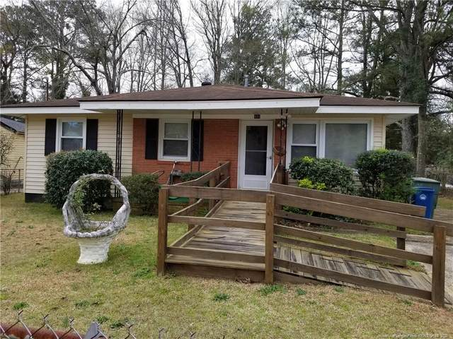 931 Fleetwood Drive, Fayetteville, NC 28305 (MLS #639309) :: The Signature Group Realty Team