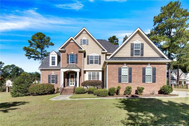 2017 Willowbrae Drive, Eastover, NC 28312 (MLS #639323) :: The Signature Group Realty Team
