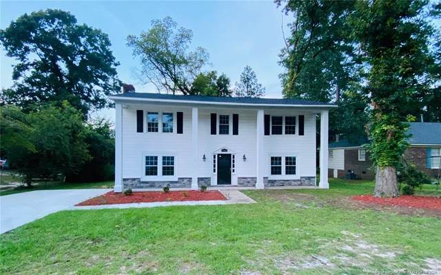 746 Buena Vista Drive, Fayetteville, NC 28311 (MLS #639327) :: The Signature Group Realty Team