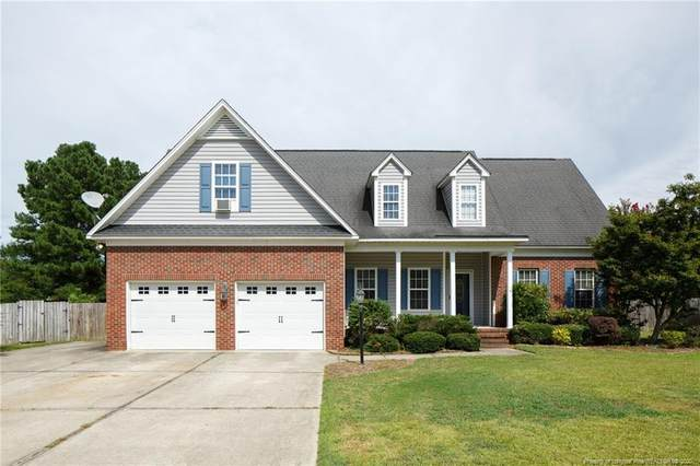 1065 Delancy Drive, Hope Mills, NC 28348 (MLS #639333) :: The Signature Group Realty Team