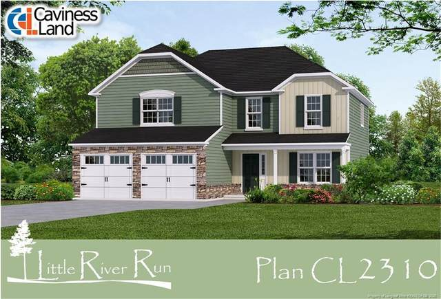 109 Sierra Drive, Cameron, NC 28326 (MLS #639336) :: The Signature Group Realty Team