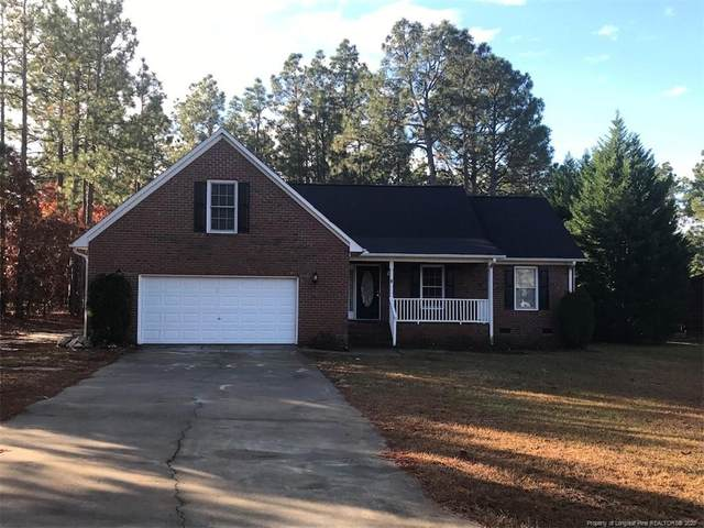 30 Dove Trail, Sanford, NC 27332 (MLS #639337) :: Weichert Realtors, On-Site Associates